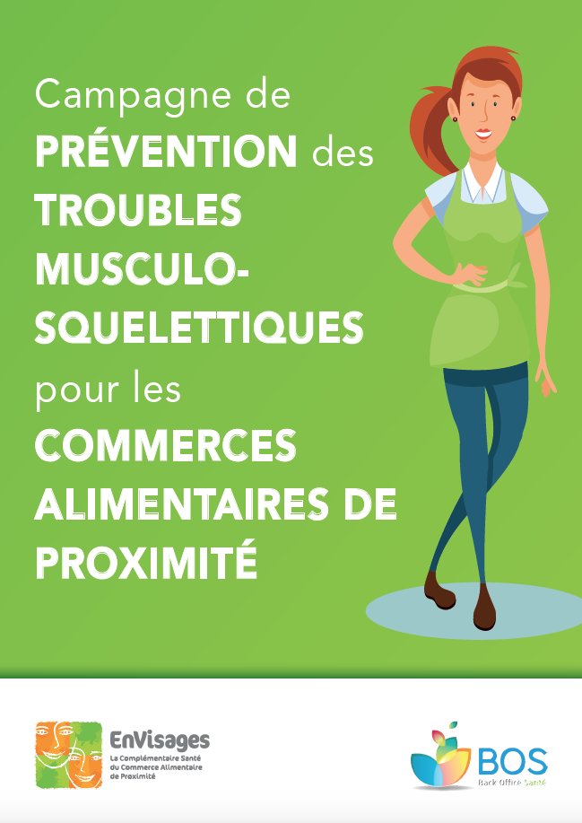 Campagne de prévention des TMS pour les commerces alimentaires de détail de fruits et légumes, épicerie et produits laitiers (2019/2020)