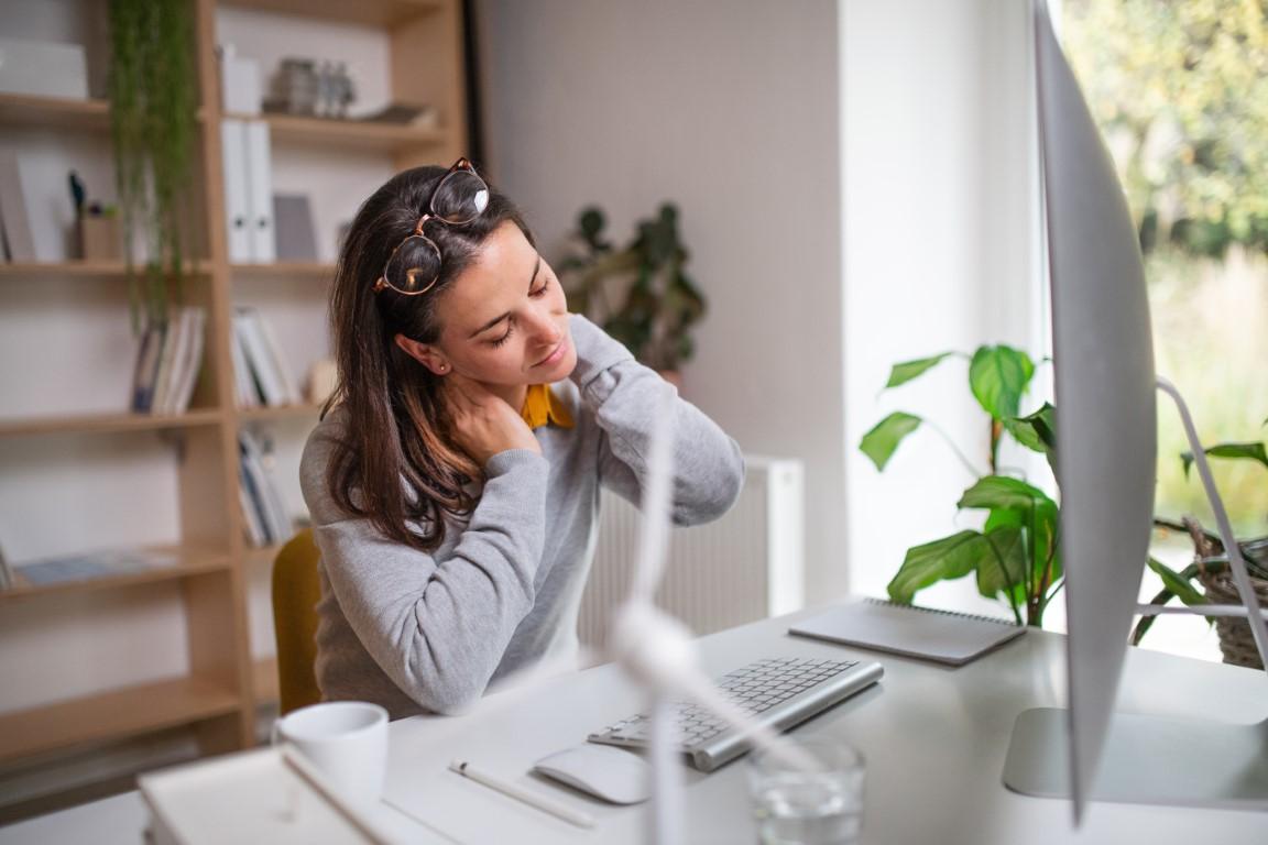 Les effets du stress sur les muscles au travail