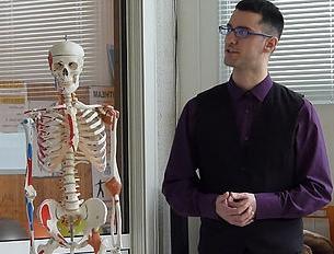 Thibaut REVERS Ostéopathe
