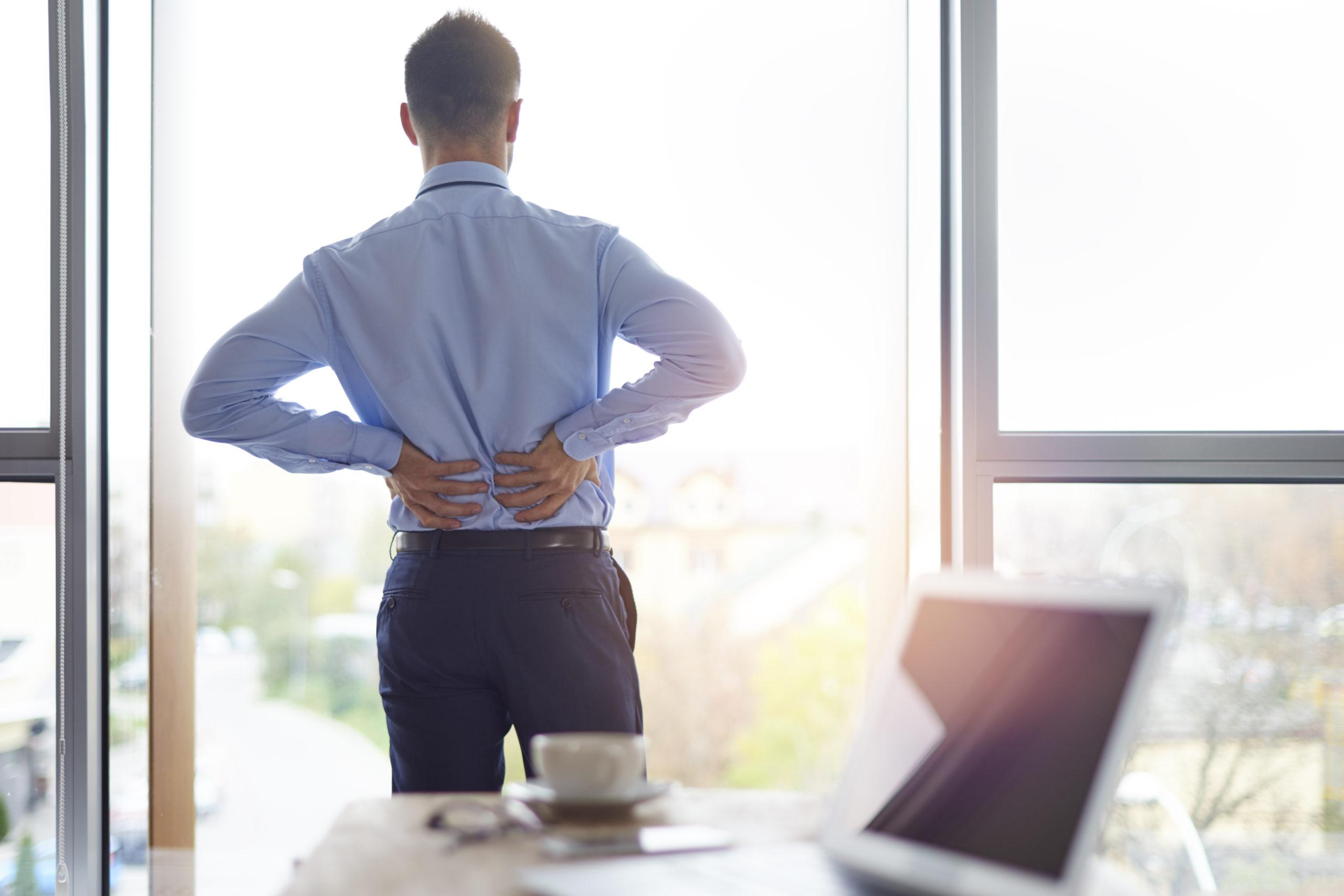 La lombalgie: lorsque la douleur de dos devient chronique